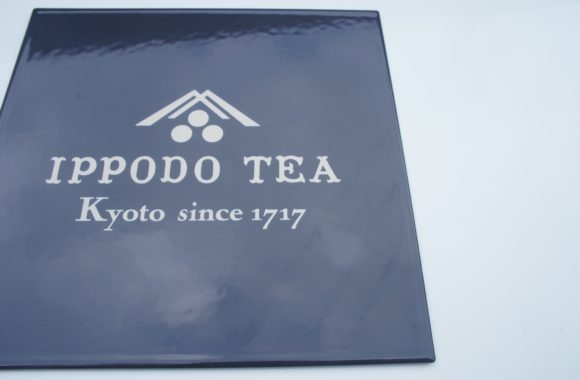 IPPODO TEA  New sign